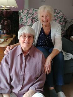 Diane & Julie