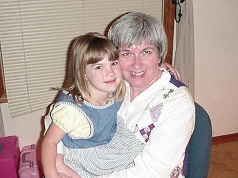 Julie and Alyssa