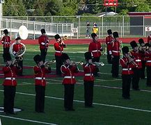 Churchill HS marching band